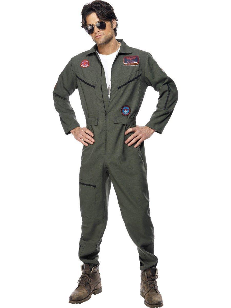 Original Top Gun Kostüm Topgun Pilotenkostüm Paramount Lizenz Kostüm