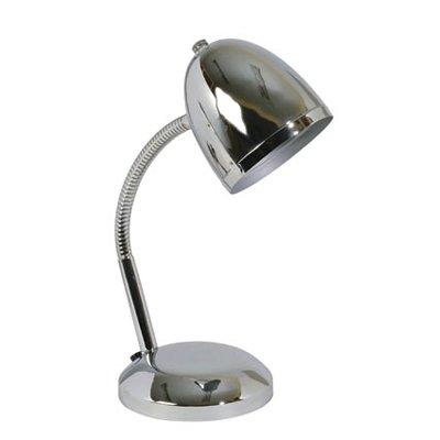 Retro Tischlampe chrom